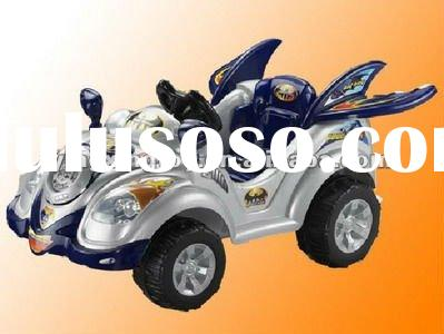 Kids remote control ride on toy car