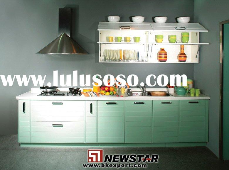 Kitchen Cupboard (Kitchen Cabinet,Melamine Kitchen Furniture)