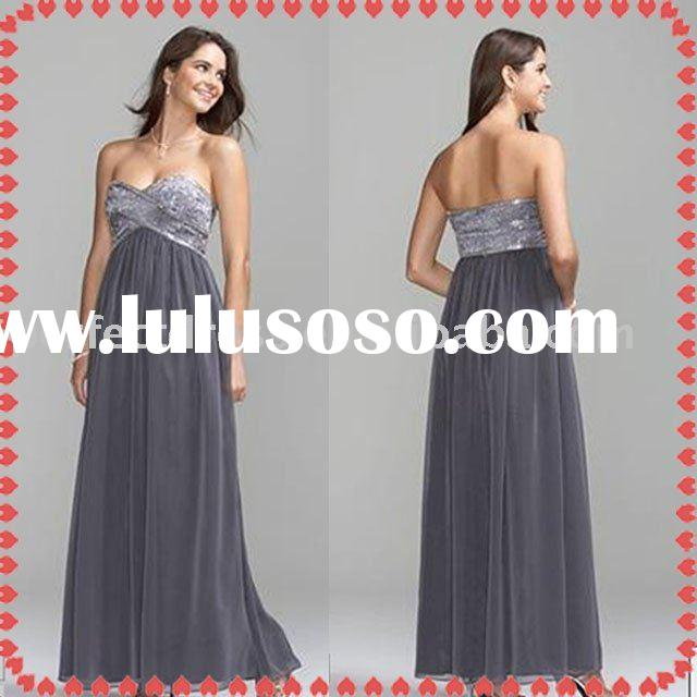 Ladies' Fashion formal evening dress PR0250