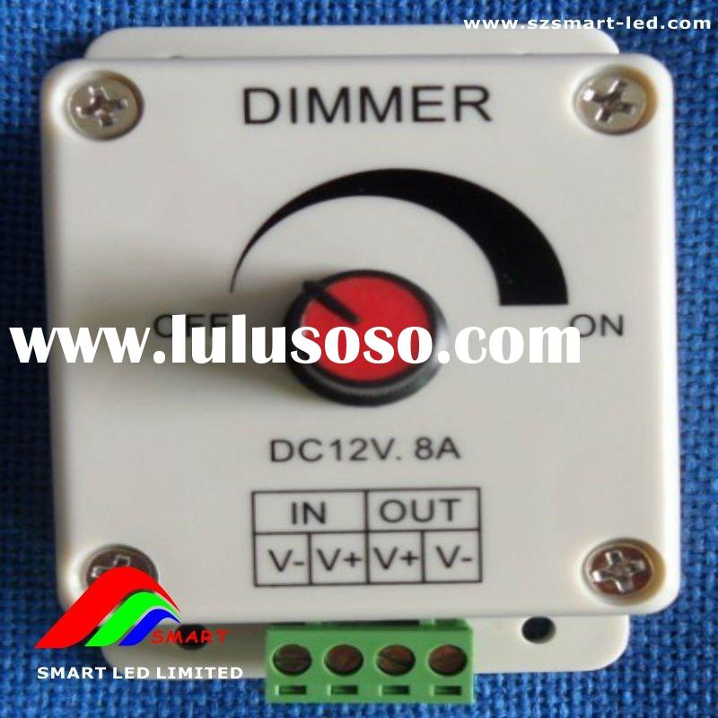 Led dimmer for led lighting of light strip, led module etc.
