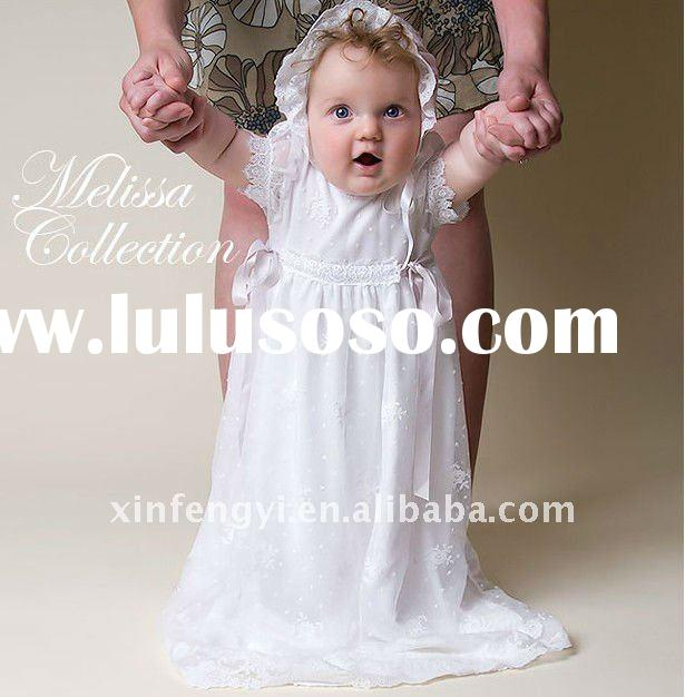 Cute Long Dresses For Little Girls Little Cute Infant Baby Girl