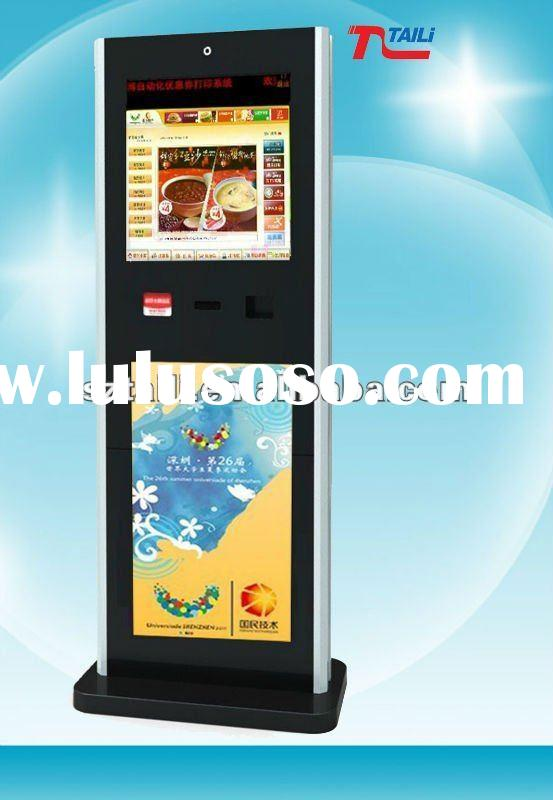 Lobby Coupons Self-service kiosk machine TLST-9811