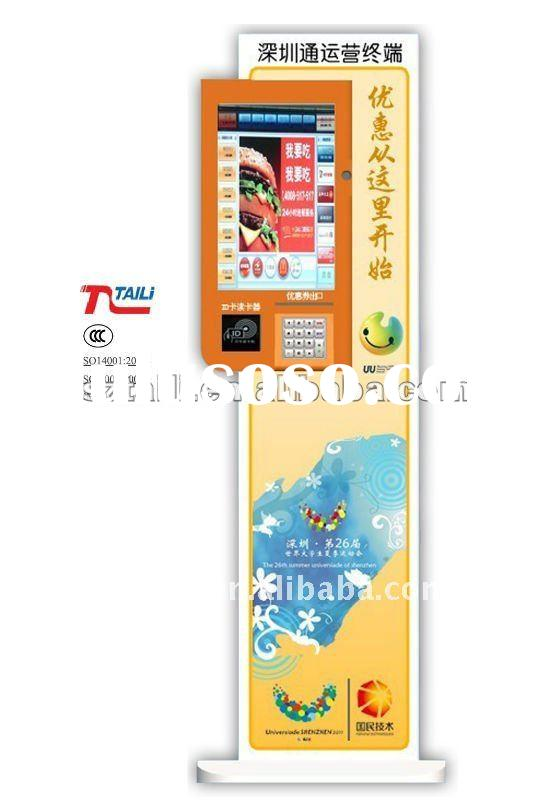 Lobby Coupons Self-service vending kiosk machine TLST-9812