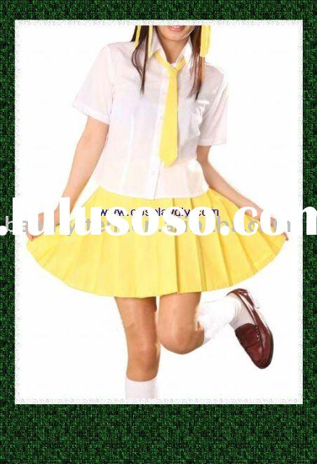 Lovely Summer High School Uniform for girls