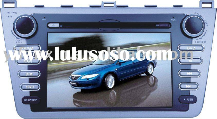 MAZDA 6 CAR DVD WITH GPS