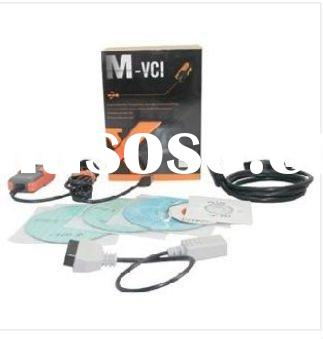 MVCI TOYOTA TIS software diagnostic for HONDA HDS+VOLVO DICE