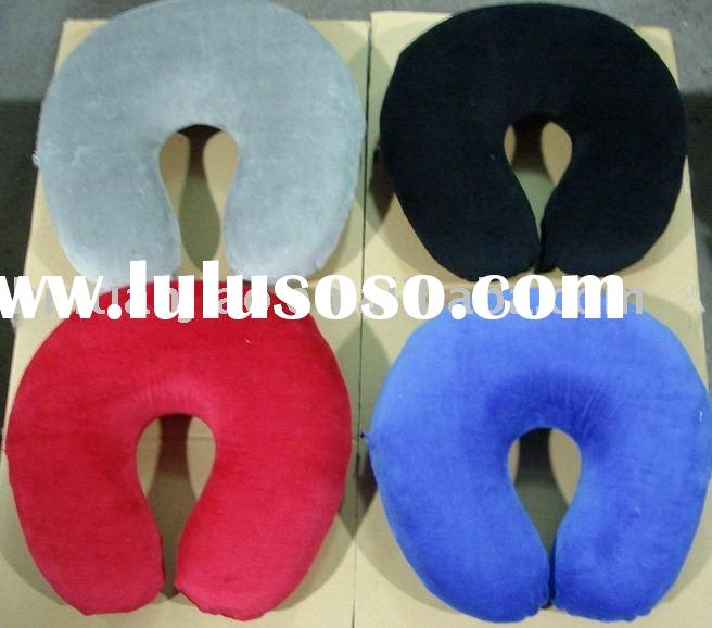Memory-Foam-U-Neck-Travel-Pillow,U shape pillow,neck pillow,memory foam pillow