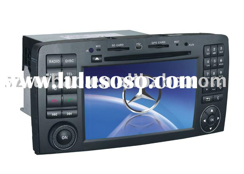 Mercedes Benz GL-ML-350-450 car dvd with gps