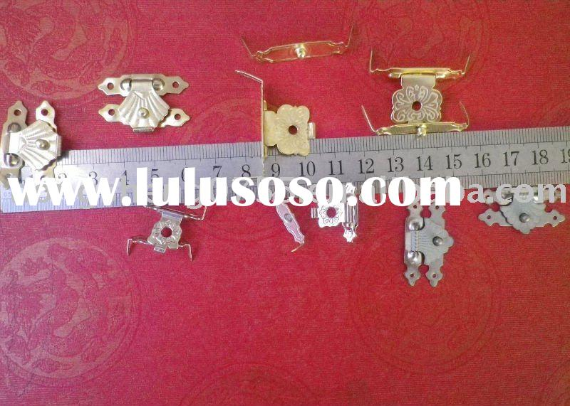 Metal Box Clasp For Fashion Jewelry,Gifts,Wooden Box