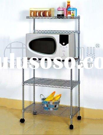 Microwave Oven Rack , Modern Kitchen Furniture