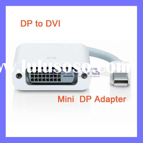 Mini Laptop connector DP to DVI Laptop Displayport For Apple