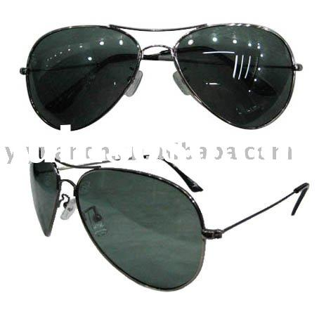 Mirror style polarized sunglasses for men