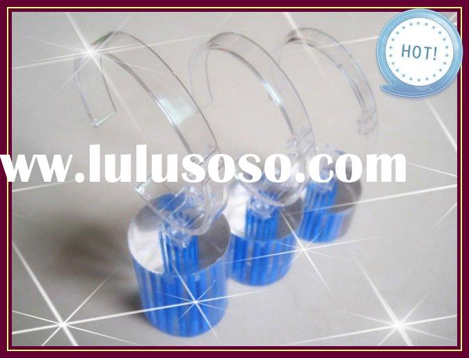 NEW blue promotion acrylic watch display