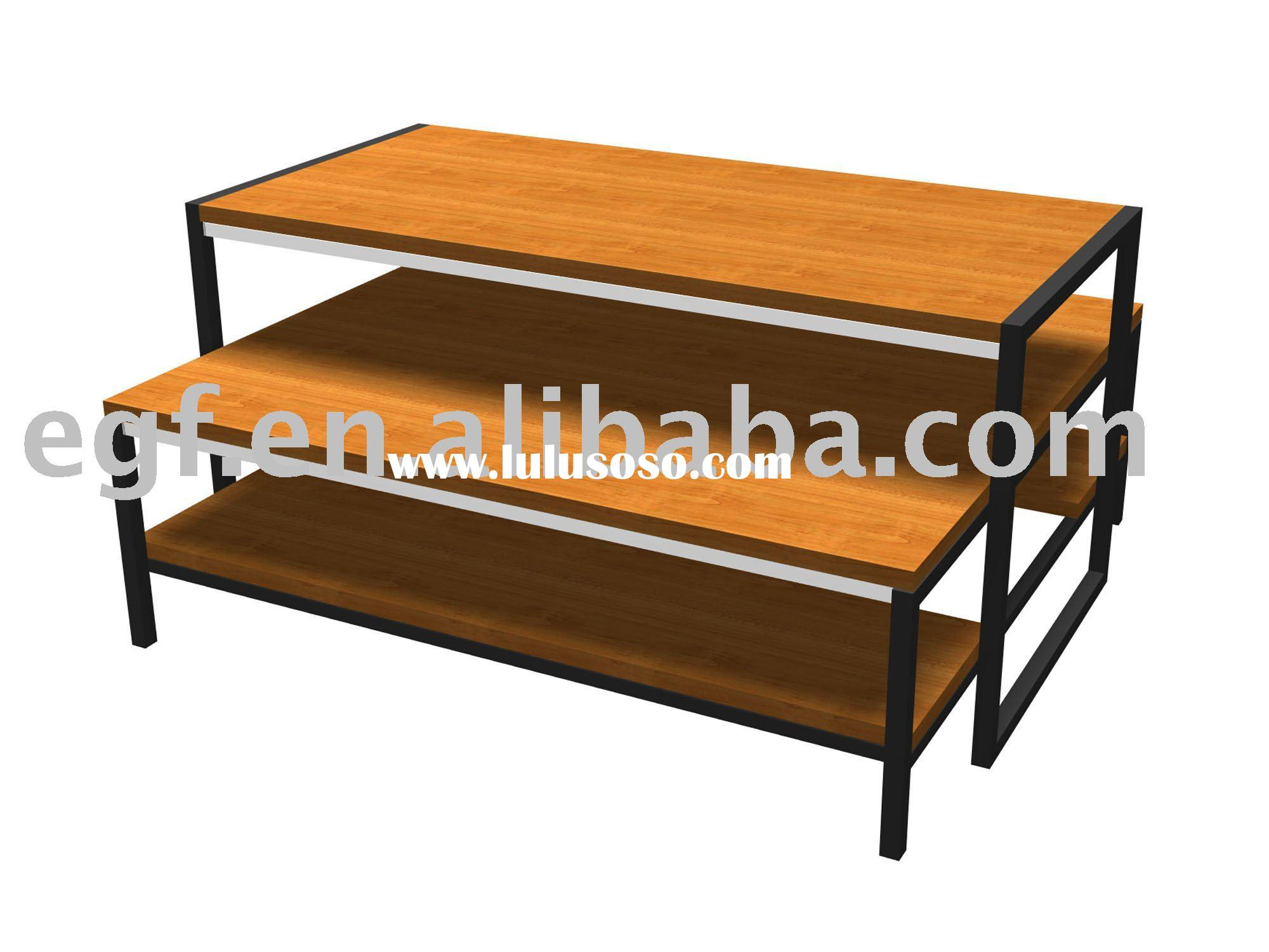 Nesting Display Table / Wooden Display Table / Nested Table