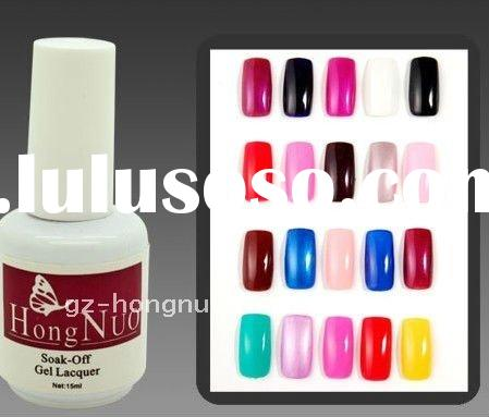 New Nail Art Soak Off UV Gel Polish 15ML 20color for your choice