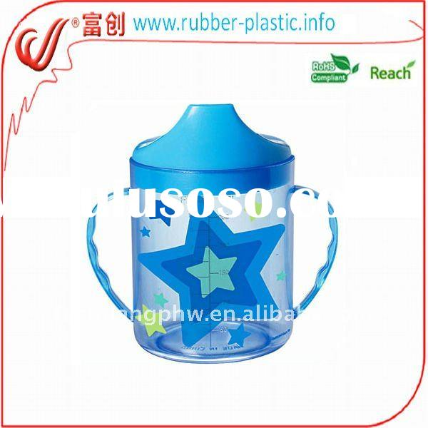 New design BPA Free Sippy cups