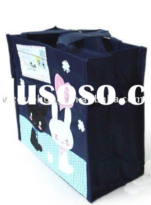 Nonwoven travel bag