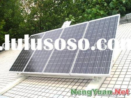 Off-grid 1KW solar system for Home,1000W solar generator system