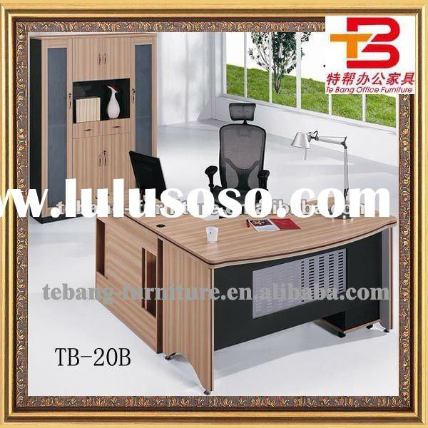 Office Furniture, Executive Desk TB-20B