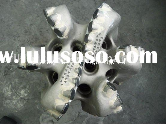 Oil&Gas well and rock drilling rigs PDC drill bit