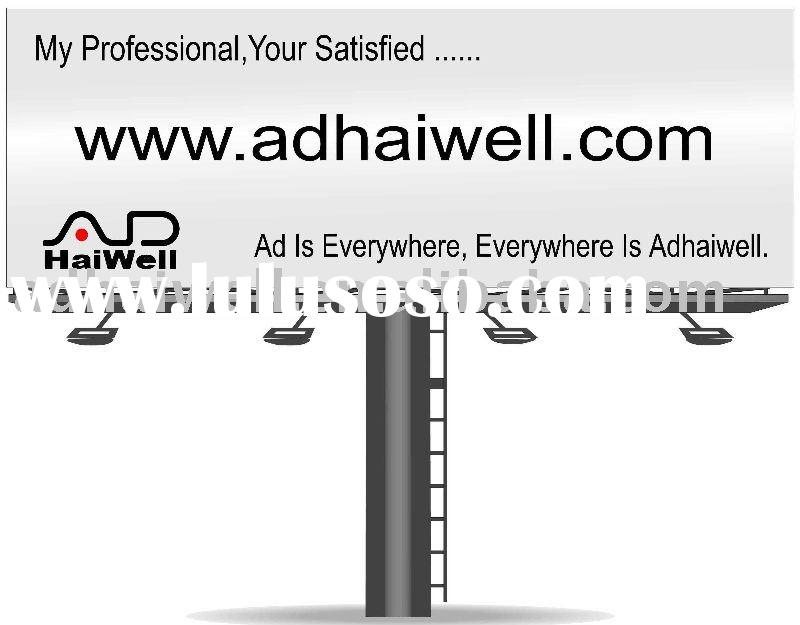 Outdoor Advertising Billboard Display