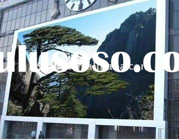 PH16 Outdoor Full Color LED Video Wall