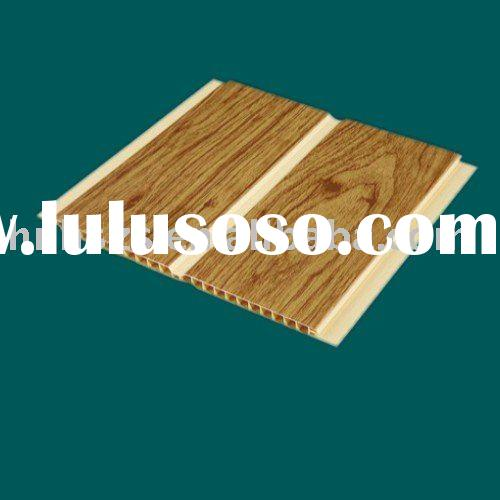 PVC Ceiling Panel in wood grain