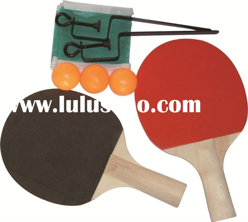 Ping Pong desktop game boys toys fun xmas gift Desk top Table Tennis Set