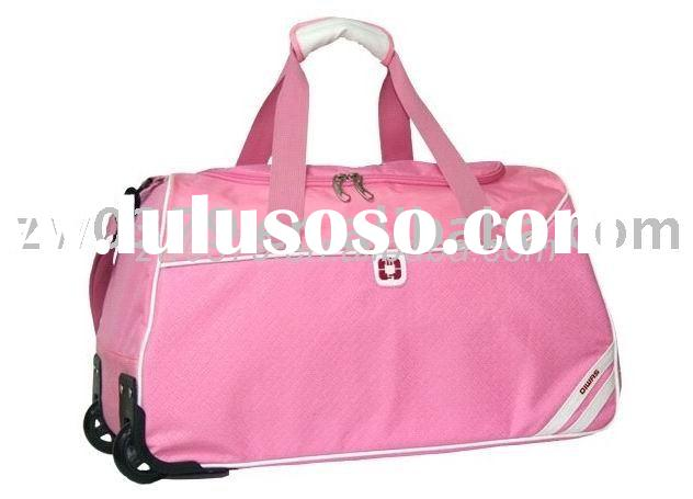 Pink Travel Roller Bags for Women,Promotional Bags-TL 10