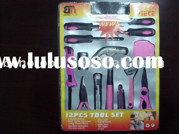 Pink tools for women