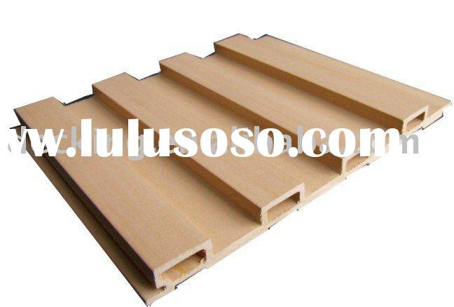 Plastic Wood Ceiling Panel---deft design