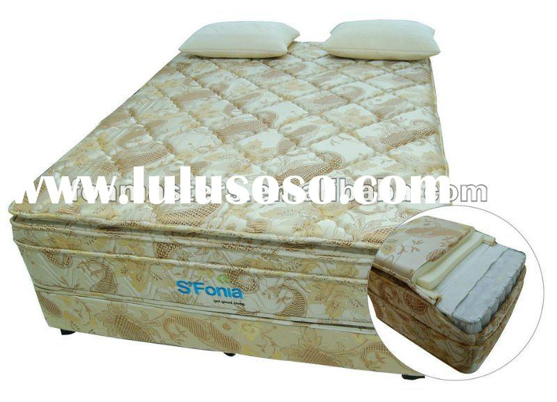 Pocket Spring Latex Bed Mattress