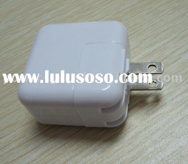 Power adapter for Iphone with USB port (US, Europe UK spec. available)