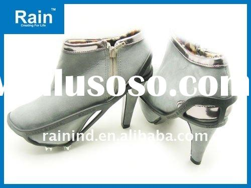 Rain non slip shoes for women