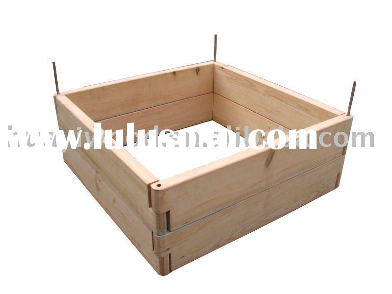 Raised Gardening Beds, Vegetable Planting Beds, Garden Planters, Wooden Garden Tables