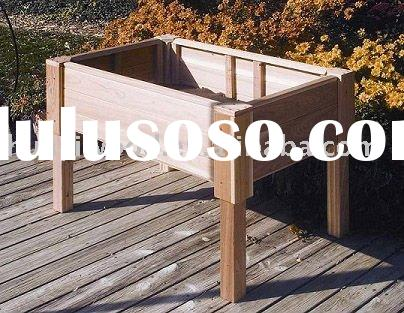 Raised Vegetable Planting Beds, Garden Raised Beds, Wooden Planting Tables