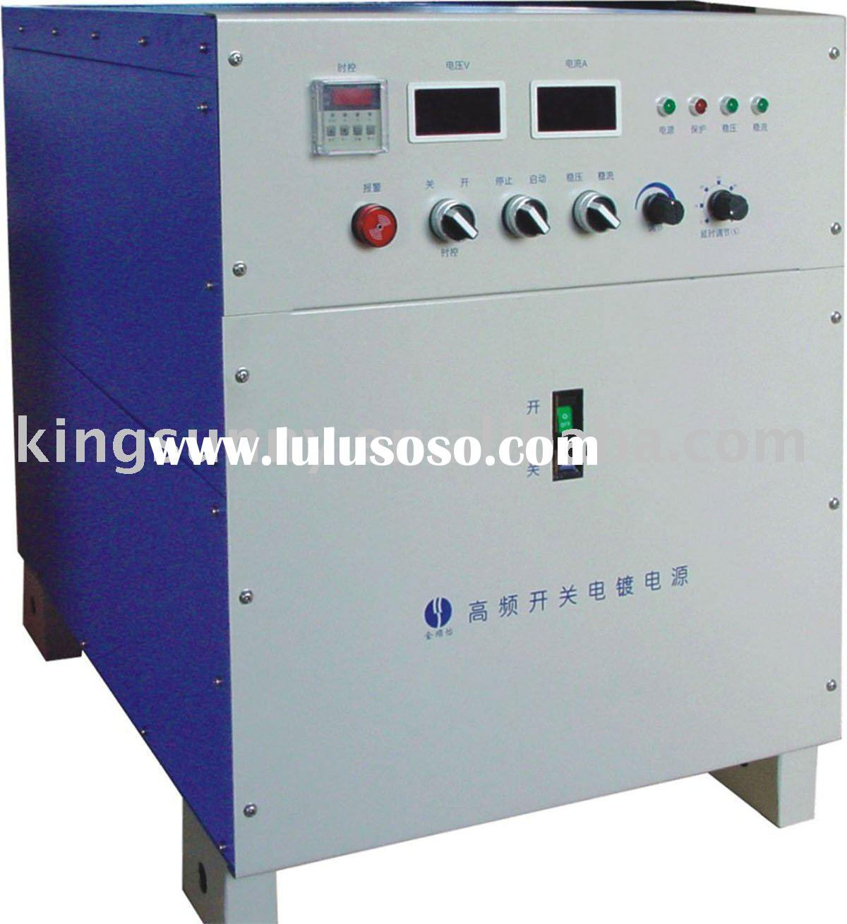 Rectifier specially for Chrome plating