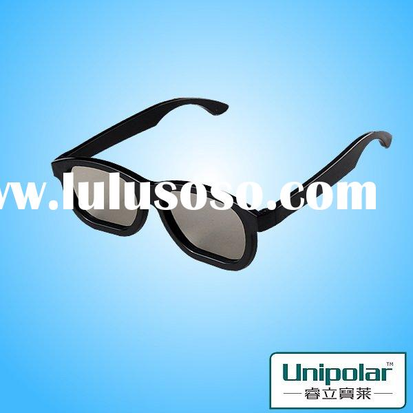 Right price circular polarized 3d glasses for 3d cinema
