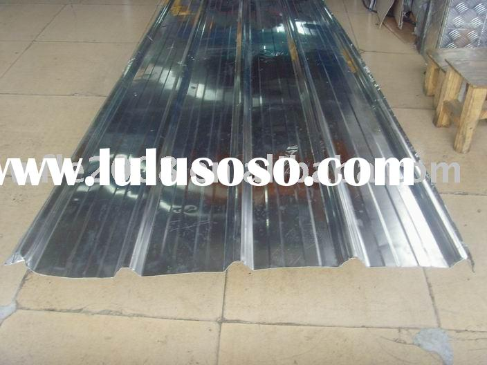 Roofing tile:aluminum/galvanized(zinc coating)/steel/glazed/FRP roof tiles