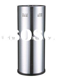 Round stainless steel Umbrella Bin