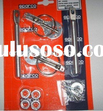 SPARCO HOOD LOCK /HOOD PINS/HOOD PIN KIT Engine Hood Lock
