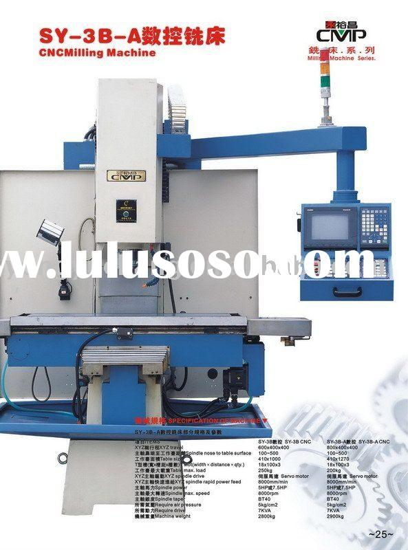 SY-3B-A CNC Bed Type Milling Machine
