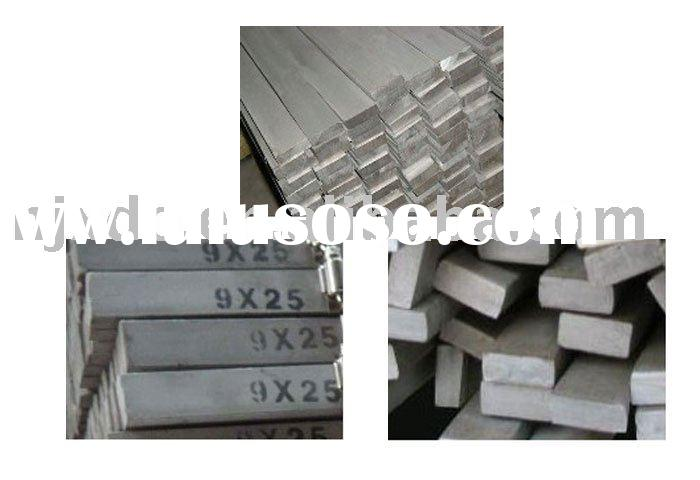 S.S300 series stainless steel flat/square bar 316L