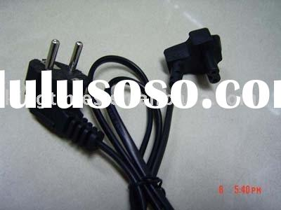 Sell EU 2 pin power cable for laptop AC adapter