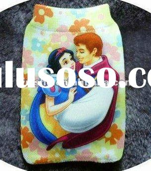 Snow White Cartoon Case Bag Fit Mp3/Mp4/Mobile Phone Cell Phone a1008