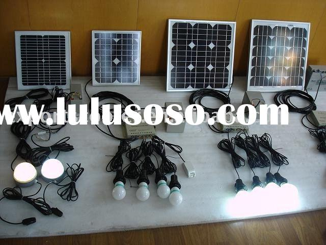 Solar Lighting System, solar home lighting system,Solar kits