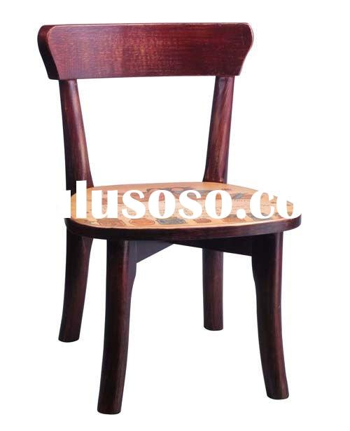 Soho Wood Arm Chair | Modern Home Furniture Bangalore | Designer