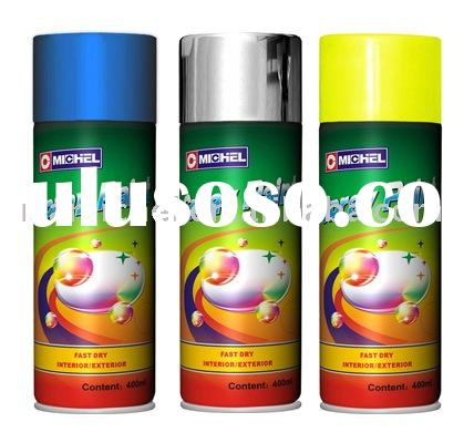 Spray Paint, Aerosol Paint, Color Paint, Acryle Paint, 400ml