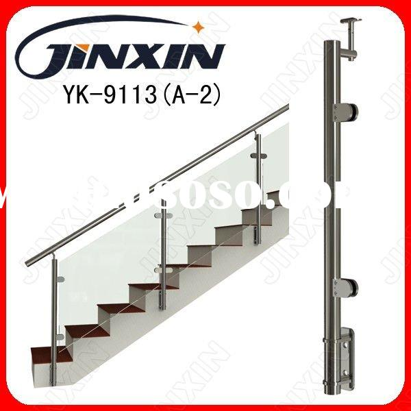 Stainless Steel Glass Balustrade(YK-9113)