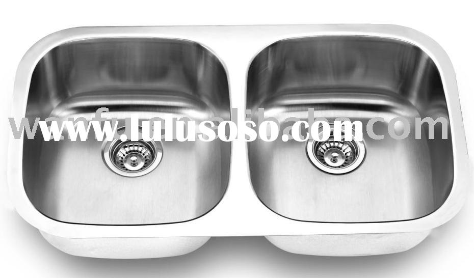 Stainless Steel Kitchen Sink (Undermount)